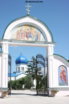 Frumoasa Monastery in #Moldova #photo