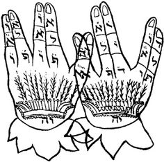 Definitely need this somewhere---It's both Jewish and STARTREKKY!! How hipster. kabbalah symbology hands