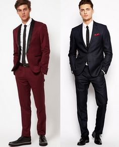 Hombre - Traje - tradicional - Fashion Prom Looks For Guys, Grad Suits, Prom Outfits For Guys, Prom Essentials, Sack Suit, Skinny Suits, Mens Fashion Wear, Men Formal, Lakme Fashion Week