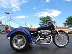 2007 Harley-Davidson Sportster TRIKE CONVER - Harley Davidson For Sale