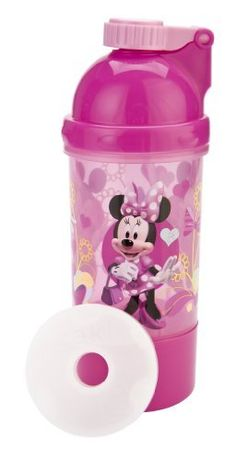 "Planet Zak's Good to Go Minnie Mouse Snack and Sip Canteen with Removable Ice Pack, 15-Ounce Beverage Holder, 5-Ounce Snack Holder by Planet Zak!. $13.00. Removable ice pack features ""cold hold"" technology. Top rack dishwasher safe. Push button lid with pop-up straw; twist -off snack container base. All product components are BPA free and dishwasher safe. Planet Zak's Minnie Mouse Snack & Sip Canteen has a 15oz beverage container with removable ice pack and a 5oz twist-off ..."