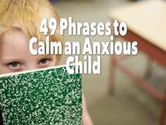 Knowing how to deal with anxiety is an essential life skill. This link provides simple phrases to help children identify, accept, and work through their anxiety Anxiety Disorder Symptoms, Anxiety Attacks Symptoms, Panic Disorder, Deal With Anxiety, Anxiety Help, Overcoming Anxiety, Anxiety Coping Skills, Social Anxiety, Anxiety Therapy