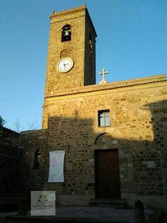 Ancient church vetulonia the golden city #maremma #tuscany