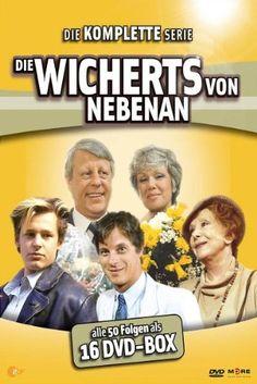 Die Wicherts von nebenan: Stephan Orlac, Maria Sebaldt, Edith Schollwer, Hendrik Martz