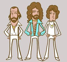 I love the Bee Gees. I don't care what anyone says. :)