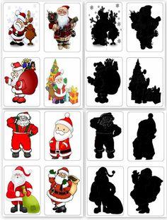 Christmas Worksheets, Christmas Math, Noel Christmas, Christmas Printables, Christmas Crafts, Xmas, Toddler Learning Activities, Winter Activities, Christmas Activities