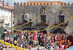 Festa de cor em Viana do Castelo
