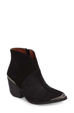 29502a16c9b9 Jeffrey Campbell Cahuenga Western Bootie (Women) Flats