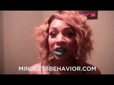 Lil Mama Loves Mindless Behavior! (+lista de reprodução)