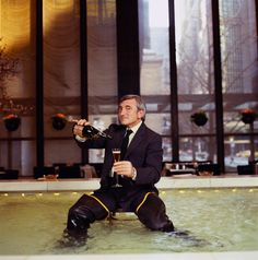 IMAGE UPDATE: This is the preferred image of Julian Niccolini of the Four Seasons Restaurant. Per Vaughan and I you should use this one. [Corbis-OUT947807; £129 for 5 years]