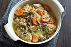 Jill Dupleix's chicken and chickpea stew with chorizo | Yummy food ...