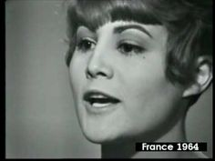 France 1964 - Rachel - Le Chant de Mallory - FULL Song