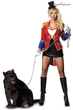 Ring Master Deluxe Adult Costume at Costumes4Less.com
