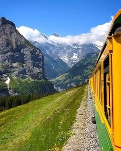 Nature Gif, Nature Photos, Nature Videos, Nature Adventure, Adventure Travel, Travel Videos, Beautiful Places To Travel, Train Rides, Travel Aesthetic