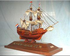 Russia Orel Ship Model