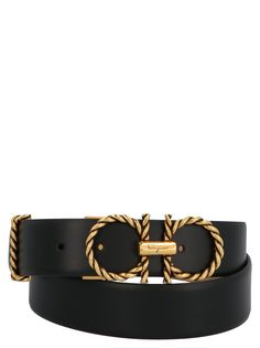 $385.03. SALVATORE FERRAGAMO Belt Salvatore Ferragamo Gancini Buckle Belt #salvatoreferragamo #belt #accessories Belt Buckles, Salvatore Ferragamo, Leather, Stuff To Buy, Accessories, Belt Buckle, Ornament