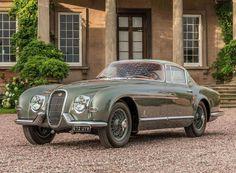 1954 Jaguar XK120 SE Pinin Farina Coupé