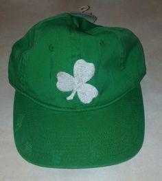 660bb4524fc Buy Miller Beer Signatures Irish Clover Green Baseball Cap Hat Adjustable  online