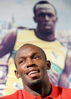 Usain Bolt Jamaica - London 2012