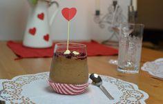 Rezept für ein super leckeres Dessert: Veganes mousse au chocolat //  recipe: vegan mousse au chocolat
