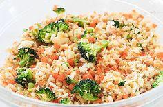 Raw Food Recipes: Stir Fry,