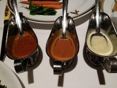 Arroyo Chop House - Pasadena, CA, United States  Steak Sauces