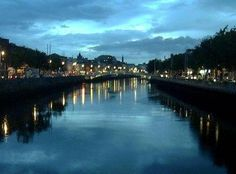 I hear Ireland's great at the end of August... dublin 1