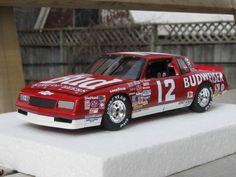 nascar 1985   ... 24 pm Post subject: Neil Bonnett's 1985 #12 Budweiser Monte Carlo