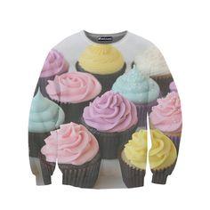 cupcake Beloved Shirts Food Sweatshirts