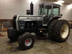 Used Tractors for sale by John Deere, Farmall, Ford, Case, Massey Ferguson and many others. Used Tractors For Sale, Big Tractors, Antique Tractors, Vintage Tractors, White Tractor, Tractor Photos, Minneapolis Moline, John Byrne, Heavy Equipment