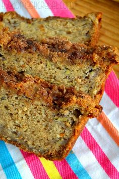 THE BEST BANANA BREAD - ½ C butter, 1¼ C brown sugar, 2 eggs, ⅓ C Greek yogurt, 2 C mashed banana (about 3-4 small/medium bananas), 1 tsp vanilla extract, 2 tsp cinnamon, Pinch nutmeg, 2 C all-purpose flour, 1 tsp baking soda, Pinch salt, 1 box instant vanilla or banana pudding mix (just the dry mix)