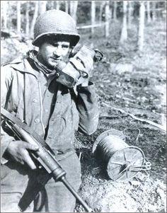 4th Infantry Division-Hurtgen Forest, November 1944