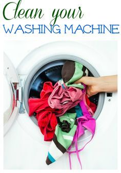 1000 ideas about clean washing machines on pinterest cleaning soap scum and steam cleaning. Black Bedroom Furniture Sets. Home Design Ideas