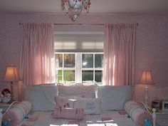 DIY by Design: Hanging Window Panels - Tutorial