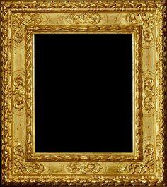 Marcos dorados para espejos - Laboratorio Federici