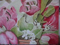 """""""Rote Blumen"""" von Schuschnig"""