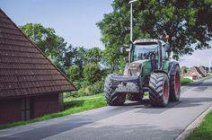 England in Nordstrand in Schleswig-Holstein hat sehr idyllisches Landleben. Wir haben es für unseren Reiseblog porträtiert.