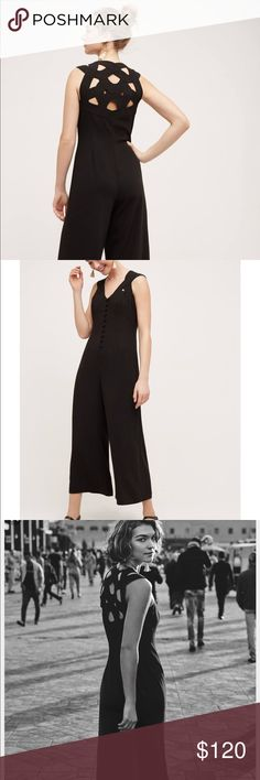 NWT Anthropologie HD in Paris Departure Jumpsuit NWT Anthropologie HD in Paris Departure Jumpsuit. Size 10, but runs small. I'm normally a 6/8. Fits smaller in the waist and has plenty of leg/hip/thigh room for curvy and pear-shaped ladies (like me! 🙋🏻💕). This is STUNNING on! Can wear to a dressier event (friend on mine had this same jumpsuit and wore it to a rehearsal dinner) or for date night. So much versatility to this piece! Anthropologie Pants Jumpsuits & Rompers