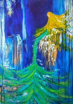Art World, Art Gallery, Lisa, Night, Artist, Painting, Art Museum, Artists, Painting Art