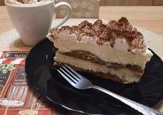 Tiramisu torta gluténmentesen | Marcsi Glückné receptje - Cookpad receptek Ethnic Recipes, Food, Essen, Meals, Yemek, Eten