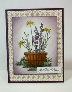 Stamps by Judith - tutorial - To see more ideas and order Stamps by Judith & Heather go to www.stampsbyjudith.com