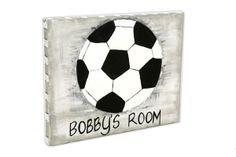 Soccer Canvas