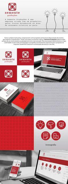 Para esse projeto desenvolvemos o logo, a identidade visual e toda uma linguagem iconográfica extremamente expressiva para o propósito da empresa. Atualmente, fazemos a comunicação da marca e o seu site. | logo design graphic design identidade visual branding website icon seed |