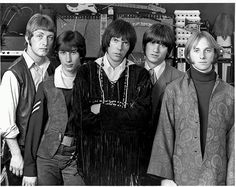 Neil Young with Buffalo Springfield