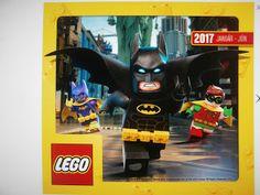 Kinder Lego Fan: Lego katalógJanuár - Jún 2017 V niektorých obchodo...