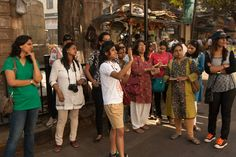 Welcome to 'Churchgate and its heritage on this walking tour of Mumbai. The historic walk takes you into the heart of the old 'Fort'. Explore the 'White Town' or the European half of the old town that existed within the Fort walls. Begin walking at F.W.Steven's gothic masterpiece, the grand Chatrapati Shivaji Terminus also known as the Victoria Terminus. Cycling Tours, Old Fort, Great British, Walking Tour, Mumbai, Tourism, Gothic, Old Things, Walls