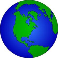 Earth Cartoon Clip Art free clipart