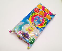 MARCH BONUS SNACK Mystery Japanese DIY Kit: This month we are featuring a fun Japanese DIY Candy kit! Your OmNomBox will contain either Grape or Soda flavored Candy kits, called Neruneru-ne. Share your thoughts and which one you got!