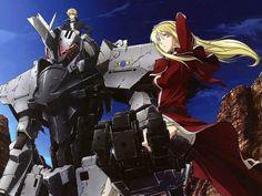 Nuovo anime per Break Blade di Yunosuke Yoshinaga