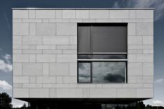 EQUITONE facade panels:Belgium - Temse - office building